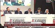 Son dakika Haberleri; MHP Genel Merkezi, Kurultay#039;da hatalar var
