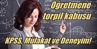 Sözleşmeli öğretmen ataması Şubat ayında: Torpili olan yaşadı..
