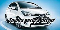 Toyota#039;dan şok karar, 1.4 milyon otomobili geri çağırdı