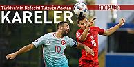 Türkiye Çek Cumhuriyeti Maçından kareler