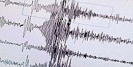 Akdeniz#039;de peş peşe 7 deprem