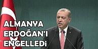 Almanya#039;dan Erdoğana telekonferans engeli