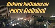 Ankara#039;yı kana bulayan PKK#039;lı terörist öldürüldü