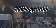 Ataşehir#039;de yangın: Eğlence mekanları boşaltıldı