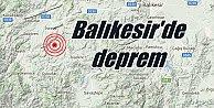 Balıkesir#039;de deprem, İvrindi#039;de deprem 3.1