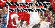 CHP'den Taksim mitingi açıklaması: Sadece bayrakla gelin