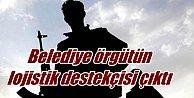 Diyadin Belediyesi, PKK#039;nın lojistik tedarikçisi çıktı