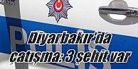 Diyarbakır#039;da operasyon; 3 şehit var