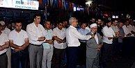 Diyarbakır#039;da şehitler için gıyabi cenaze namazı
