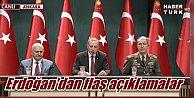 Erdoğan; 15 Temmuz'u şehitlerimizi anma günü ilan ettik