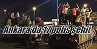 FLAŞ FLAŞ FLAŞ ANKARA'DA POLİS MERKEZİ HAVADAN VURULDU, 17 POLİS ŞEHİT