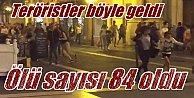 Fransa#039;da son durum, 84 kişi böyle öldürüldü
