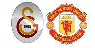 Galatasaray Manchester United maçı golleri ve geniş özeti izle