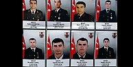 Hakkari#039;de şehit düşen askerler kim, isimleri ve memleketleri