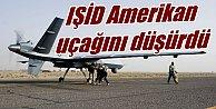 IŞİD Suriye#039;de ilk kez Amerikan uçağını düşürdü