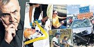 Kaza yapan Mustafa Alabora#039;nın durumu nasıl?