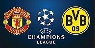 Manchester United Borussia Dortmund maçı ne zaman saat kaçta hangi kanal canlı yayınlıyor?
