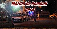 Mardin#039;de terörist saldırı: PKK#039;lılardan bombalı tuzak