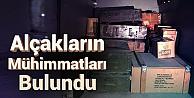 Marmaris'ten getirilen katliam silahları İstanbul'da yakalandı
