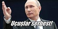 Putin Türkiye#039;ye yönelik charter yasağını kaldırdı