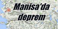 Son Depremler, Manisa#039;da deprem: Manisa 3.9 ile sallandı