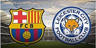 Barcelona Leicester City maçı kaç kaç bitti maç skoru sonucu