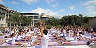 Dünyanın ilk uluslararası Yoga ve Dans Festivali 10 Eylül#039;de başlıyor