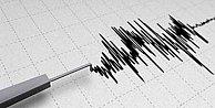 Flaş Flaş Flaş Ankara'da deprem, Ankara 4.1 ile sallandı