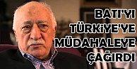 Gülen#039;den Türkiye#039;ye müdahale çağrısı