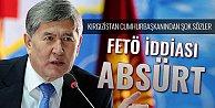Kırgızistan#039;dan küstah Türkiye açıklaması