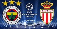 Monaco-Fenerbahçe maçı saat kaçta? Hangi kanalda?