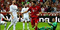 Real Madrid Bayern Münih maçı kaç kaç bitti maç skoru sonucu