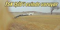 TSK Cerablus#039;ta: İŞİD vurudu en çok PKK - PYD üzüldü