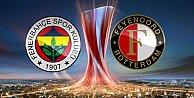 Fenerbahçe Feyenoord#039;u konuk edecek