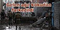Polis şok oldu! PKK'lı teröristlerin cesetleri....