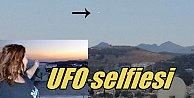 UFO#039;lar deprem habercisi mi? Ege#039;de UFO heyecanı