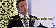 Ali Koç Fenerbahçe Başkanlığı için aday oldu