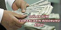 Dolar#39;da son durum, Dolar, TL 3.09#39; u aştı