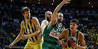 Fenerbahçe Avrupa#039;da seriyi bozmadı