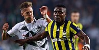 Fenerbahçe  Konyaspor#039;u 1-0 mağlup etti