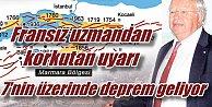 Fransız deprem uzmanından İstanbul için korkutan uyarı
