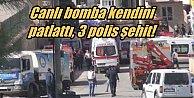 Gaziantep#039;te DEAŞ#039;ın katliam hücresine baskın, üç polis memuru şehit