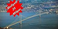 İşte 1915 Çanakkale Köprüsü#039;nün detayları