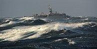 Karadenizde gemi batıkları bulundu