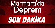 Marmara#039;da deprem!