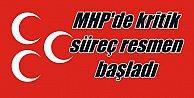 MHP#039;de kongre süreci resmen başladı: Haydi hayırlısı olsun