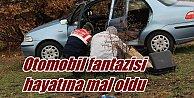 Otomobil içinde sevişirken öldü: Kadın korkup kaçtı