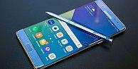 Samsung Galaxy Note 7#039;yi tarihe gömüyor