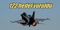 TSK, DEAŞ ve PKK hedeflerini gece yarısı yeniden vurdu