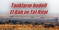 TSK, El Bab ve Tel Rıfat için harekete geçti